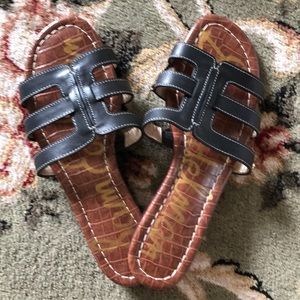 Sam Edelman black sandals 6 1/2